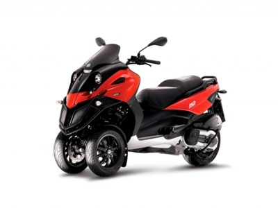 2016 Piaggio MP3 500, motorcycle listing