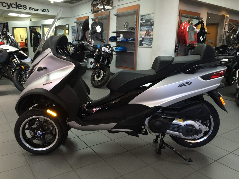 2016 Piaggio MP3 500 Sport ABS, motorcycle listing