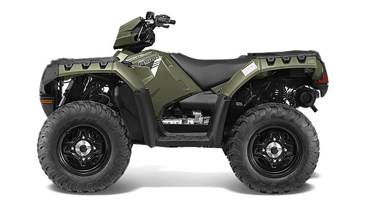 2016 Polaris Sportsman 850, motorcycle listing