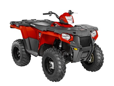 2015 Polaris Sportsman 570 EFI Indy Red, motorcycle listing