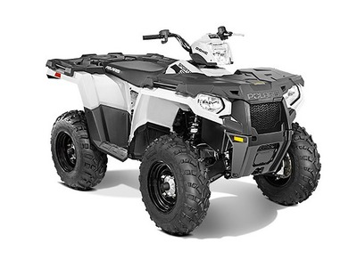 2015 Polaris Sportsman 570 EPS Bright White, motorcycle listing