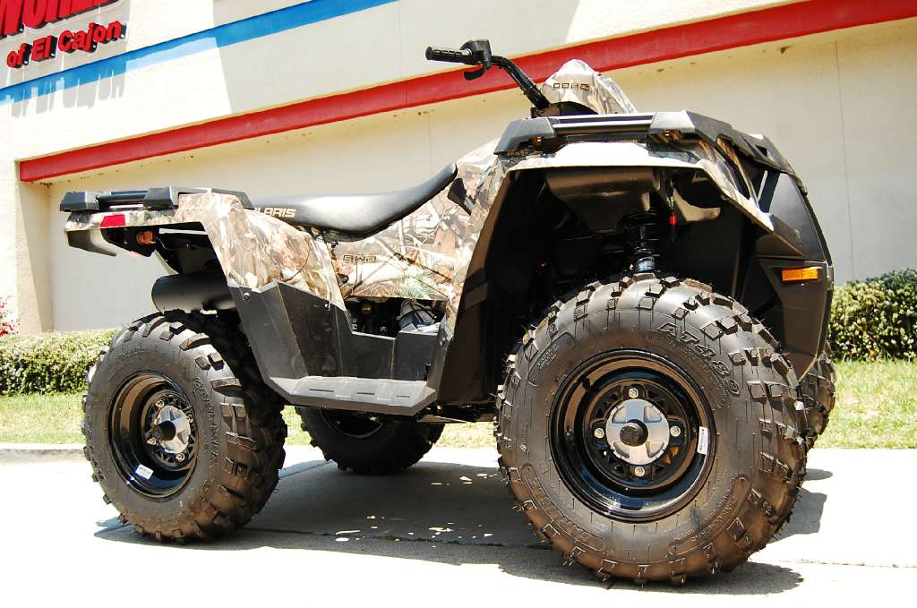 2015 Polaris Sportsman 570 EPS Camo, motorcycle listing