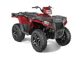 2015 Polaris Sportsman 570 SP EPS Sunset Red, motorcycle listing