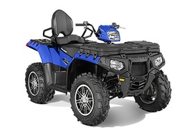 2015 Polaris Sportsman Touring 850 SP EPS Blue Fire, motorcycle listing