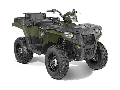 2015 Polaris Sportsman X2 570 EPS Sage Green, motorcycle listing