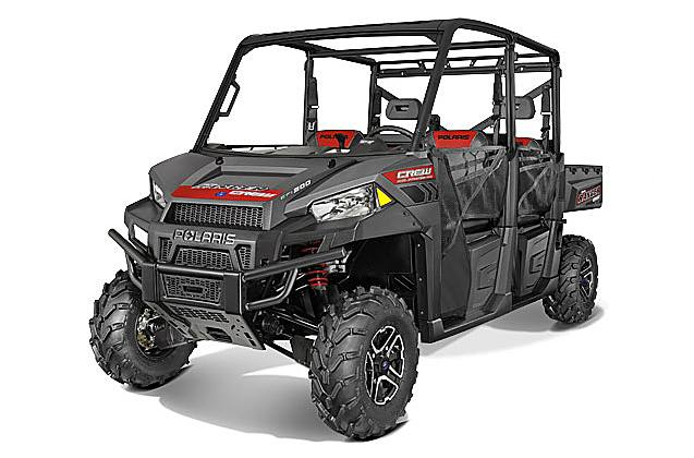 2015 Polaris RNGR CREW 900 EPS, motorcycle listing