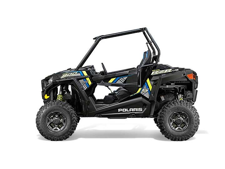 2015 Polaris RZR S 900 EPS - Black Pearl, motorcycle listing