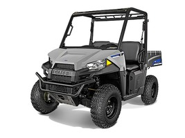 2015 Polaris Ranger EV Avalanche Gray, motorcycle listing