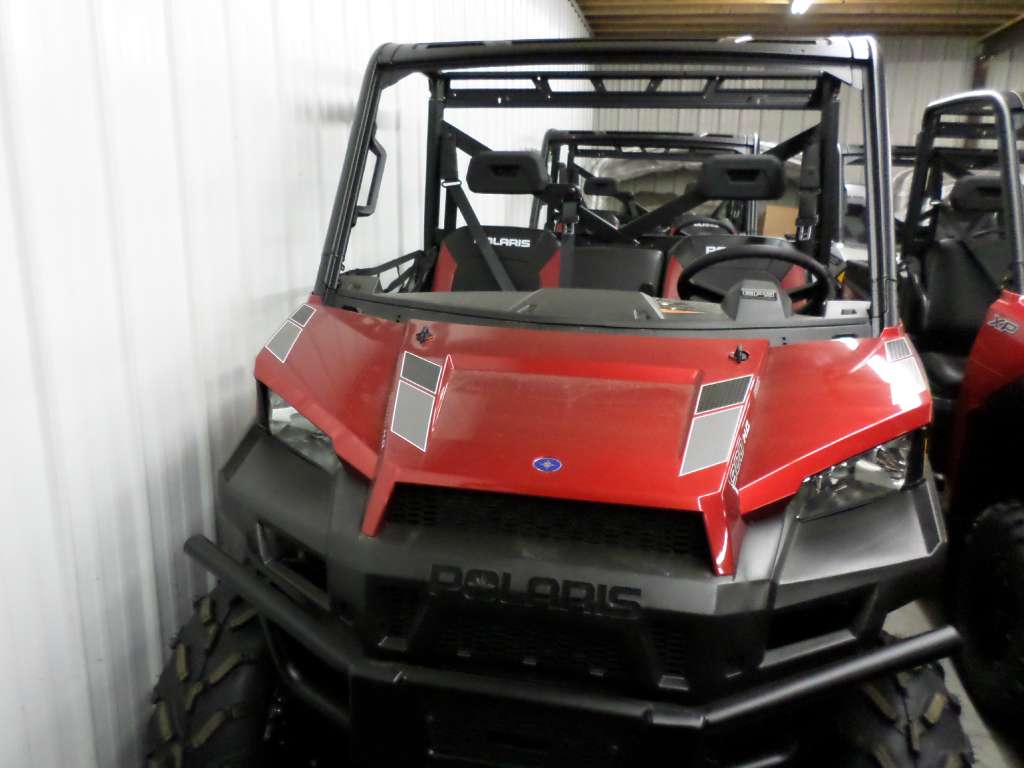 2015 Polaris Ranger XP 900 EPS - Sunset Red, motorcycle listing