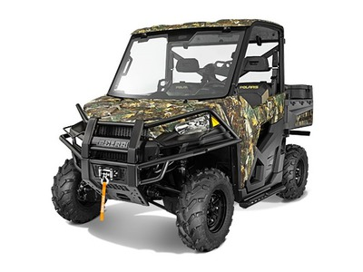 2015 Polaris Ranger XP 900 EPS Hunter Deluxe Edition, motorcycle listing