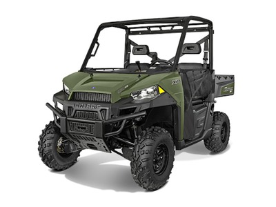 2015 Polaris Ranger XP 900 EPS Sage Green, motorcycle listing