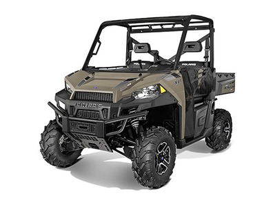 2015 Polaris Ranger XP 900 EPS Sandstone Metallic, motorcycle listing
