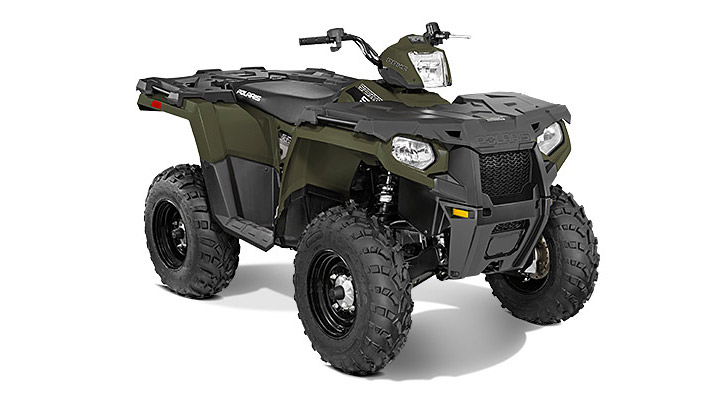 2015 Polaris SPORTSMAN 570 EPS SAGE GREEN, motorcycle listing
