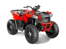 2015 Polaris Scrambler 850 Indy Red, motorcycle listing