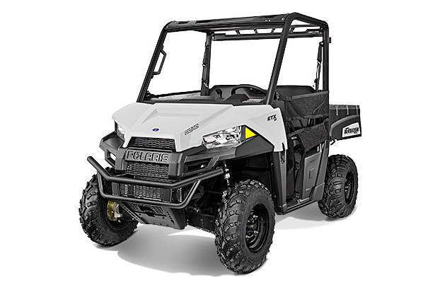 2015 Polaris RANGER ETX - White Lightning, motorcycle listing