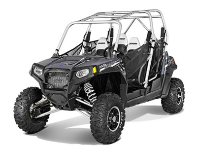 2015 Polaris RZR 4 800 EPS Super Steel Gray, motorcycle listing