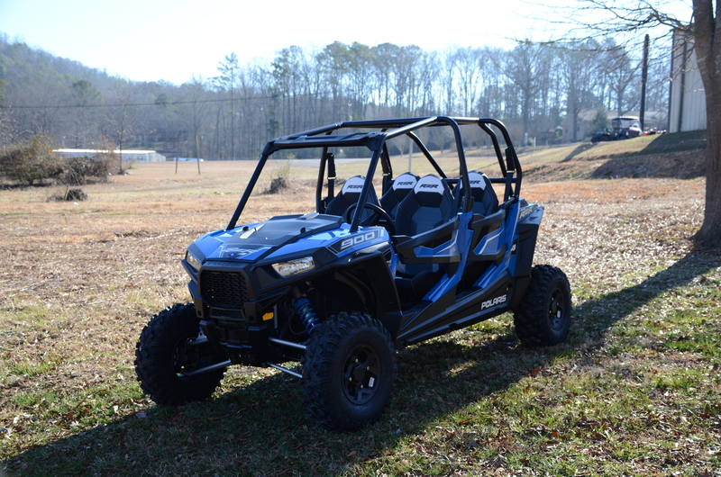 2015 Polaris RZR 4 900 EPS Voodoo Blue, motorcycle listing