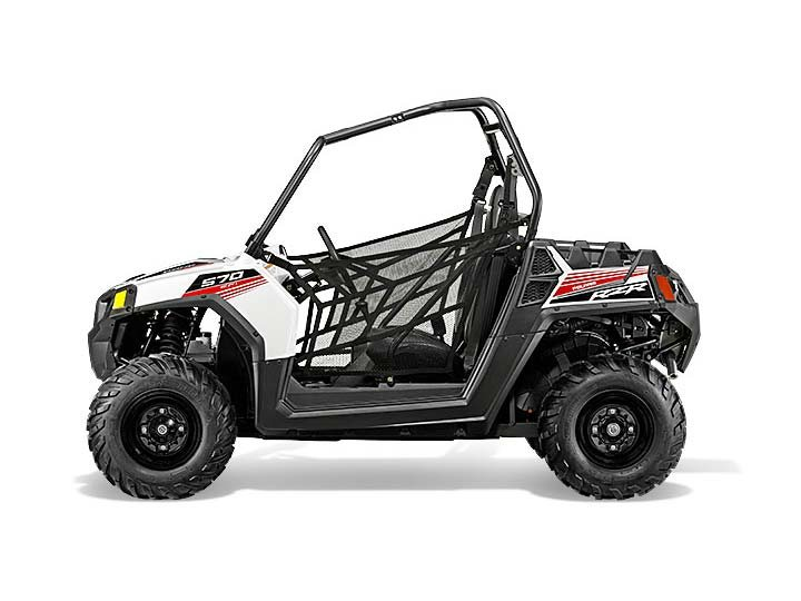 2015 Polaris RZR 570 - White Lightning, motorcycle listing