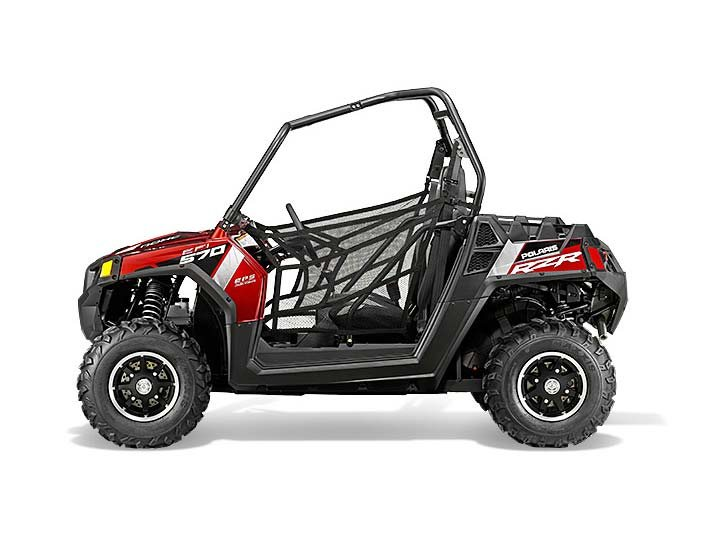 2015 Polaris RZR 570 EPS Trail - Sunset Red, motorcycle listing