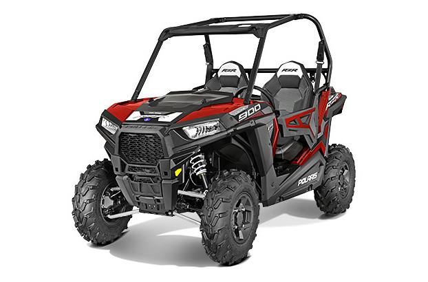 2015 Polaris RZR 900 EPS Trail - Sunset Red, motorcycle listing