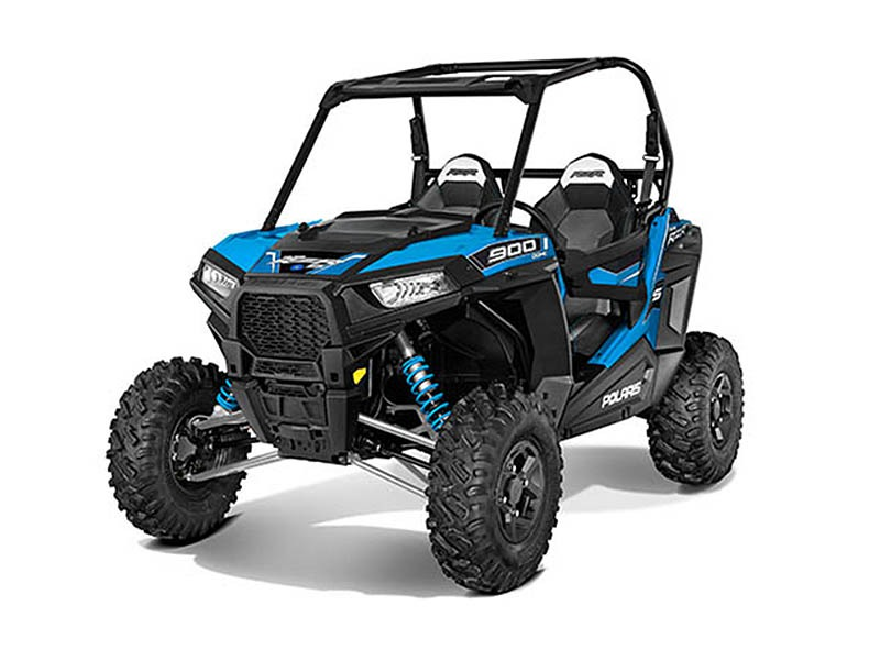 2015 Polaris RZR S 900 EPS Voodoo Blue, motorcycle listing