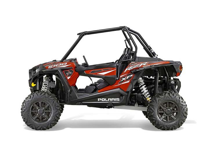 2015 Polaris RZR XP 1000 EPS - Havasu Red Pearl, motorcycle listing