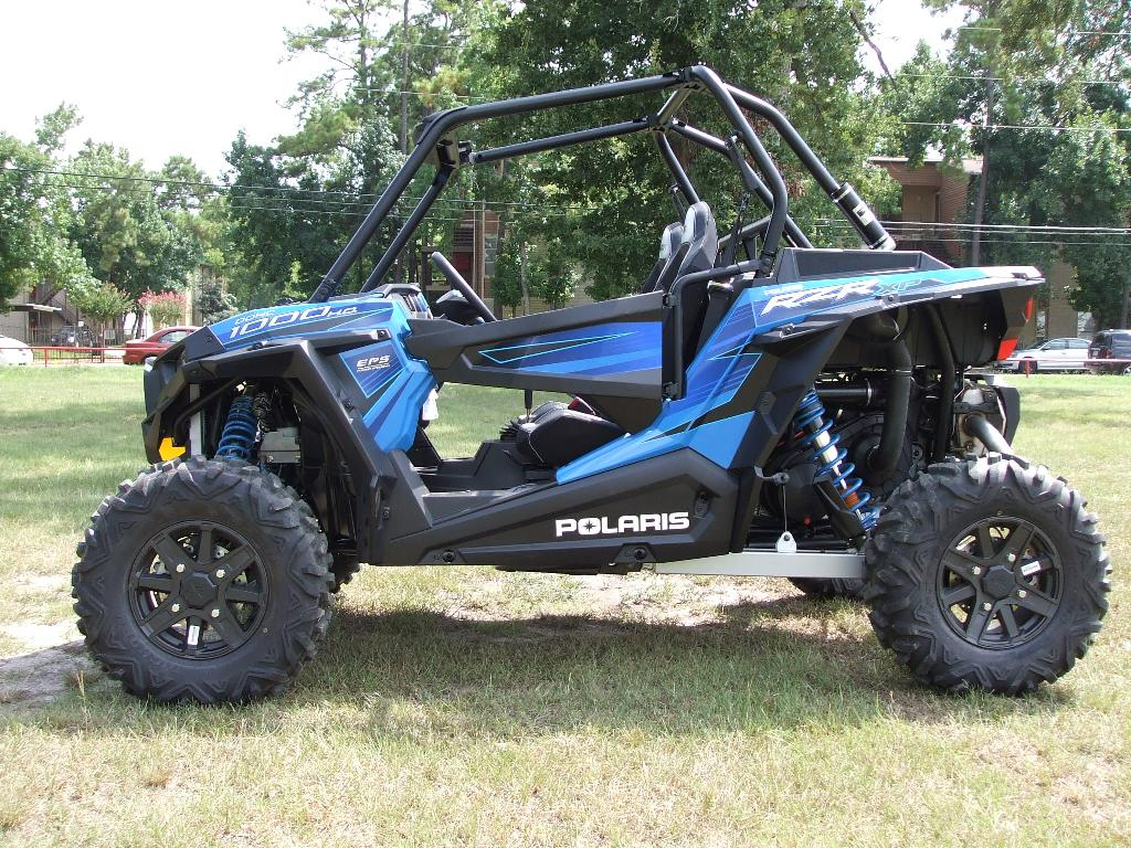2015 Polaris RZR XP 1000 EPS - Voodoo Blue, motorcycle listing