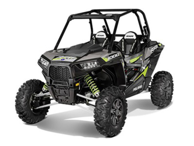 2015 Polaris RZR XP 1000 EPS Fox Edition Turbo Silver, motorcycle listing