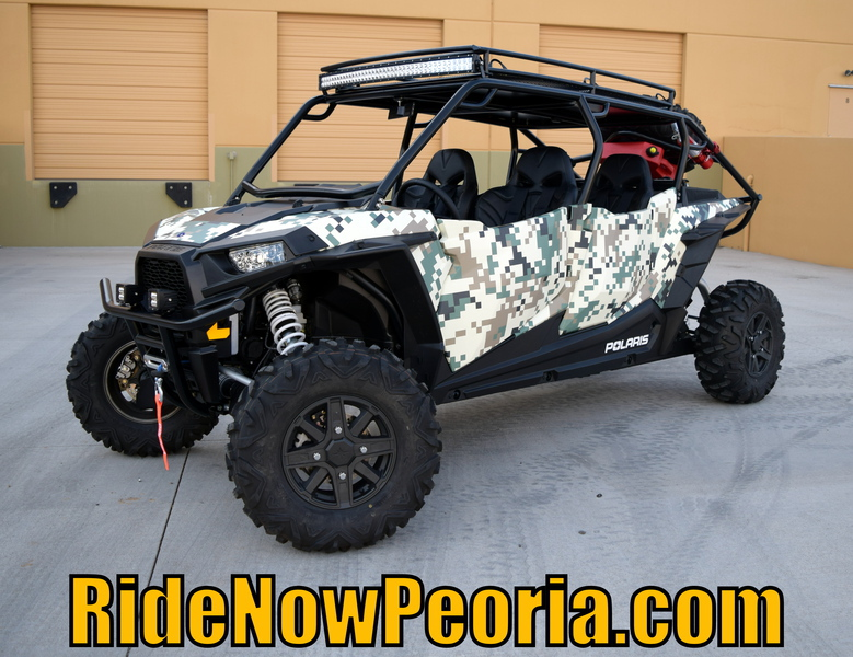 2015 Polaris RZR XP 4 1000 EPS Custom Digital Desert , motorcycle listing