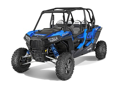 2015 Polaris RZR XP 4 1000 EPS Voodoo Blue, motorcycle listing