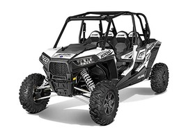 2015 Polaris RZR XP 4 1000 EPS White Lightning (Monoc, motorcycle listing