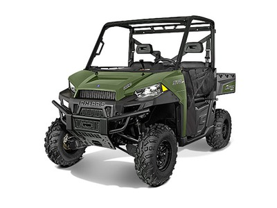 2015 Polaris Ranger 570 Full-Size Sage Green, motorcycle listing
