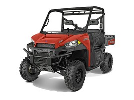 2015 Polaris Ranger 570 Full-Size Solar Red, motorcycle listing