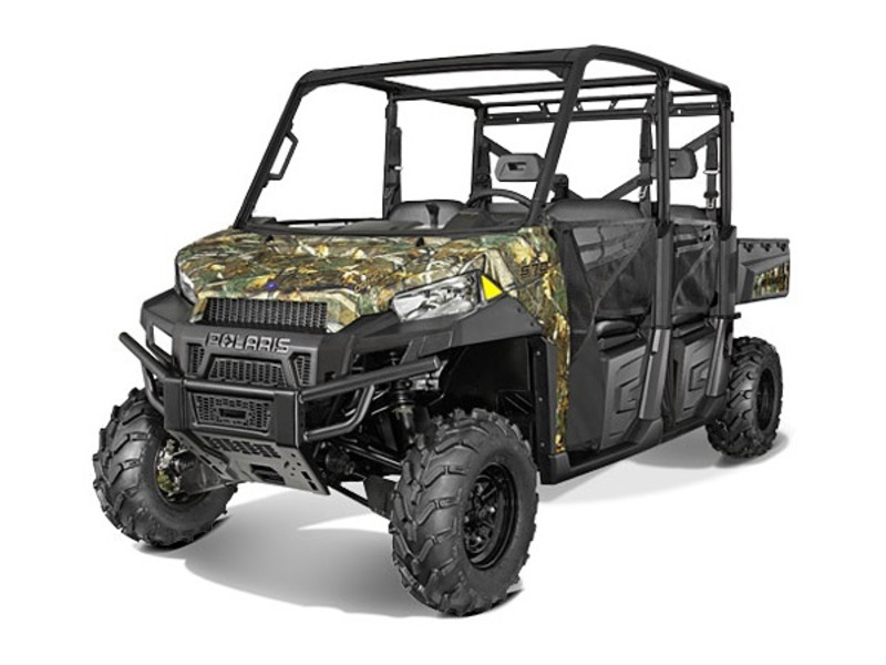 2015 Polaris Ranger Crew 570 Full-Size EPS Polaris Pu, motorcycle listing