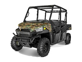 2015 Polaris Ranger Crew 570 Polaris Pursuit Camo, motorcycle listing
