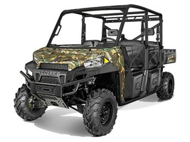 2015 Polaris Ranger Crew 900-6 EPS Polaris Pursuit Ca, motorcycle listing