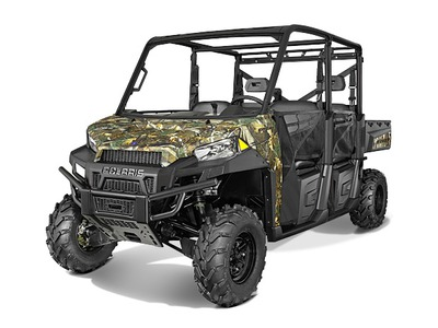 2015 Polaris Ranger Crew 900 EPS Polaris Pursuit Camo, motorcycle listing
