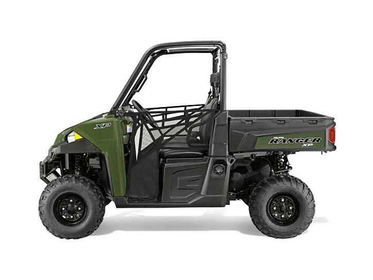 2015 Polaris Ranger XP 900 - Sage Green, motorcycle listing
