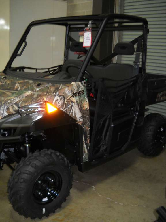 2015 Polaris Ranger XP 900 Camo, motorcycle listing