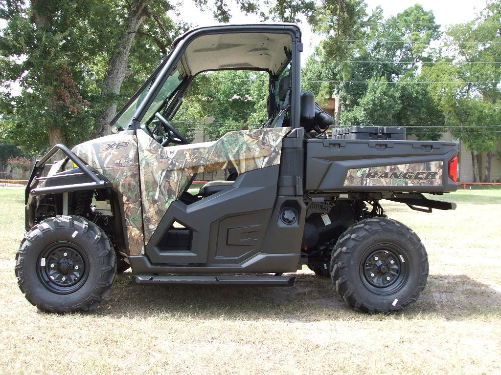 2015 Polaris Ranger XP 900 EPS - Hunter Deluxe Edition, motorcycle listing