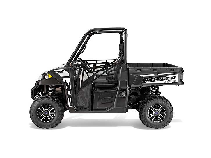 2015 Polaris Ranger XP 900 EPS - Pearl Black, motorcycle listing