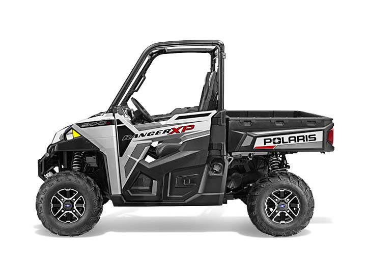 2015 Polaris Ranger XP 900 EPS - Vogue Silver Deluxe, motorcycle listing