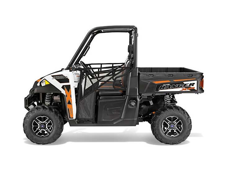 2015 Polaris Ranger XP 900 EPS - White Lightning, motorcycle listing
