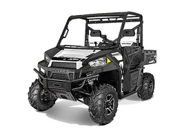 2015 Polaris Ranger XP 900 EPS Black Pearl, motorcycle listing