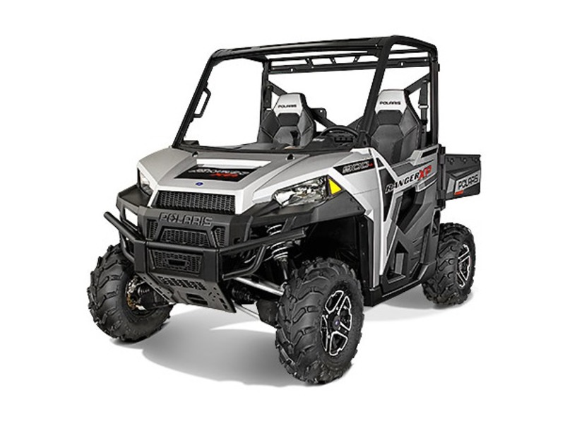 2015 Polaris Ranger XP 900 EPS Vogue Silver Deluxe, motorcycle listing