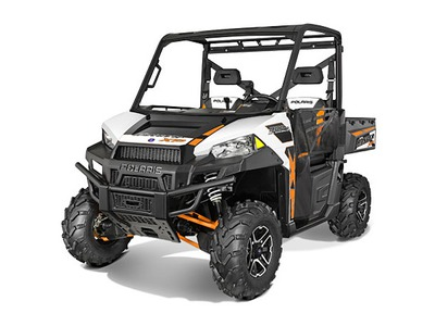2015 Polaris Ranger XP 900 EPS White Lightning, motorcycle listing