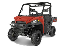 2015 Polaris Ranger XP 900 Solar Red, motorcycle listing
