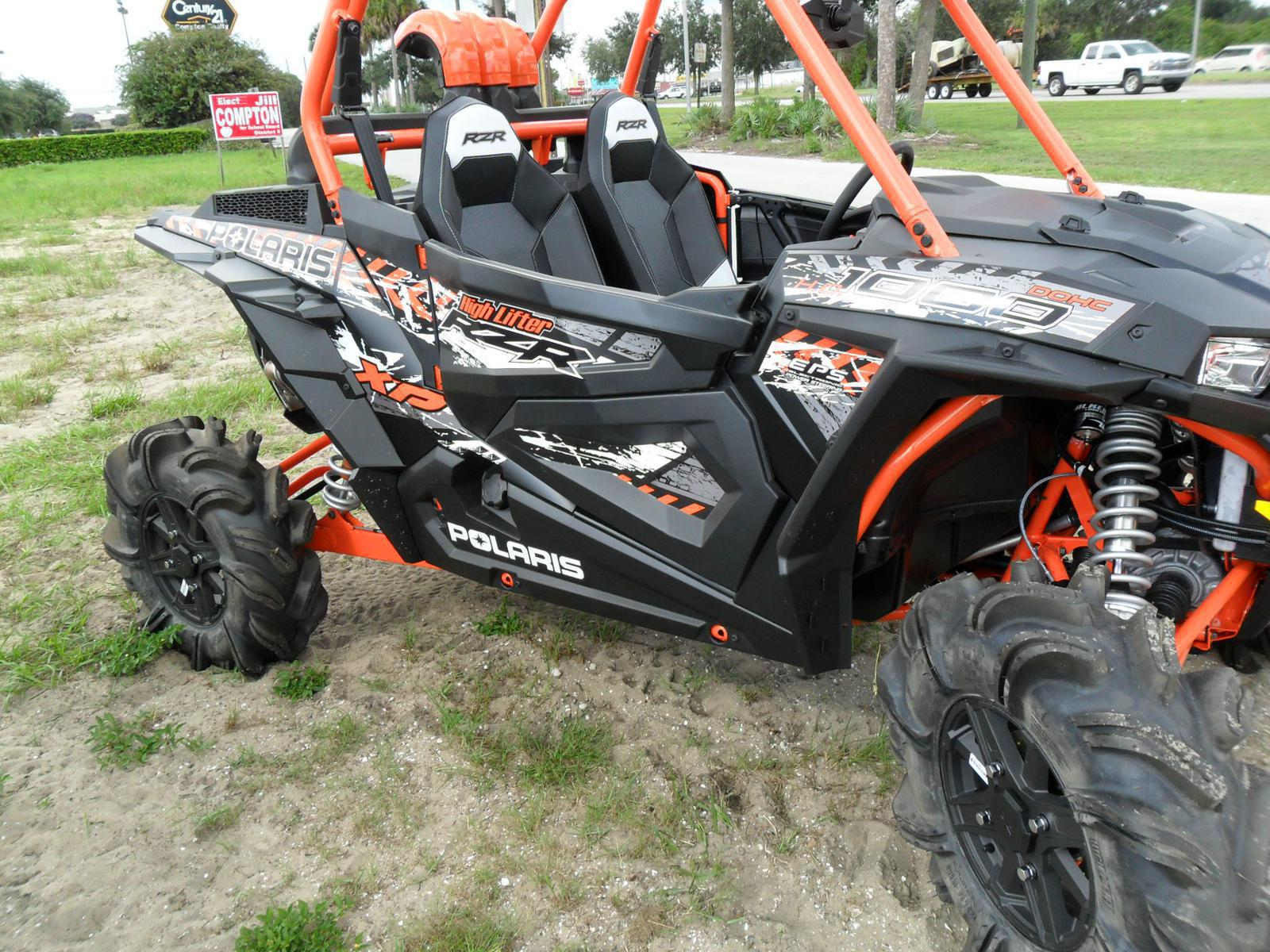 2015 Polaris Razor 1000 High Lifter Edition, motorcycle listing