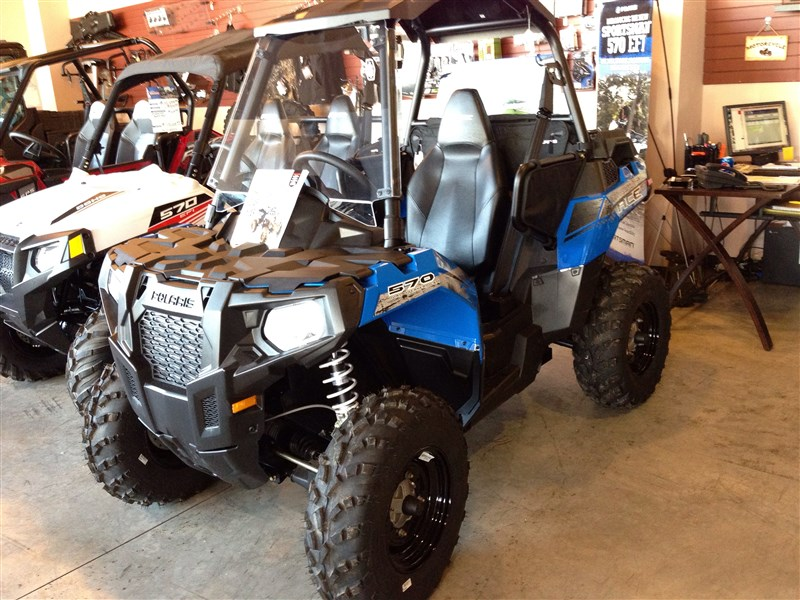 2015 Polaris SPORTSMAN ACE 570 A15DAA57AH, motorcycle listing