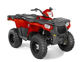 2015 Polaris Sportsman 570 Indy Red, motorcycle listing